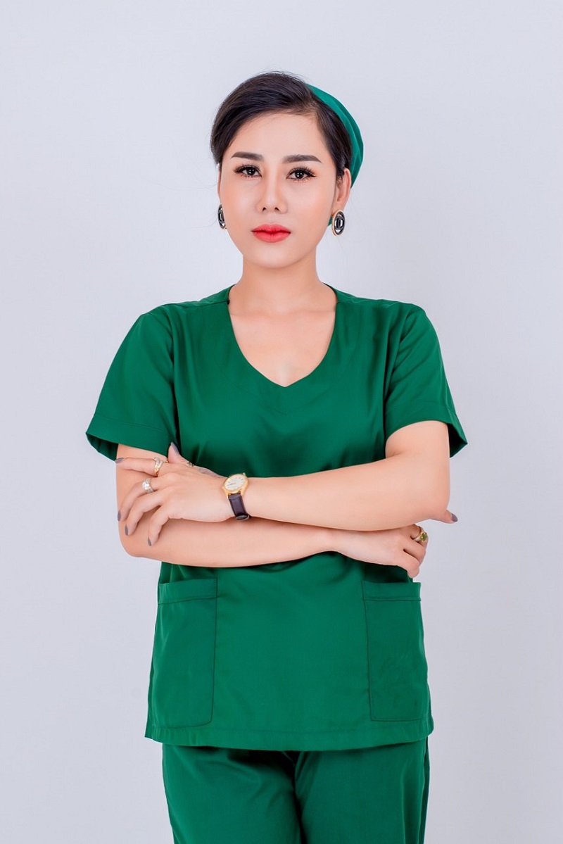 Chuyên gia Nga Nguyễn – người phụ nữ hiện đại sở hữu vẻ đẹp Tâm – Tài – Sắc
