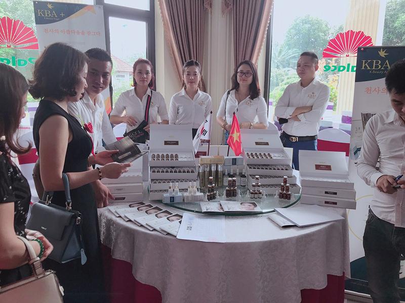 KBA Việt Nam – Thương hiệu đem đến giải pháp công nghệ mới trong ngành Dược mỹ phẩm