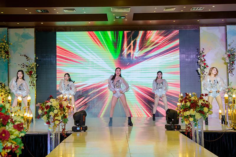 Nhà tài trợ bạc – Công ty TNHH Thương mại Quốc tế Mirari Health & Wellness tại Gala Mảnh ghép sắc đẹp 3