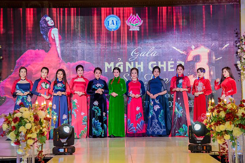 Nhà tài trợ vàng - Công ty TNHH Natures Pharm góp phần tạo nên thành công của Gala Mảnh ghép sắc đẹp 3