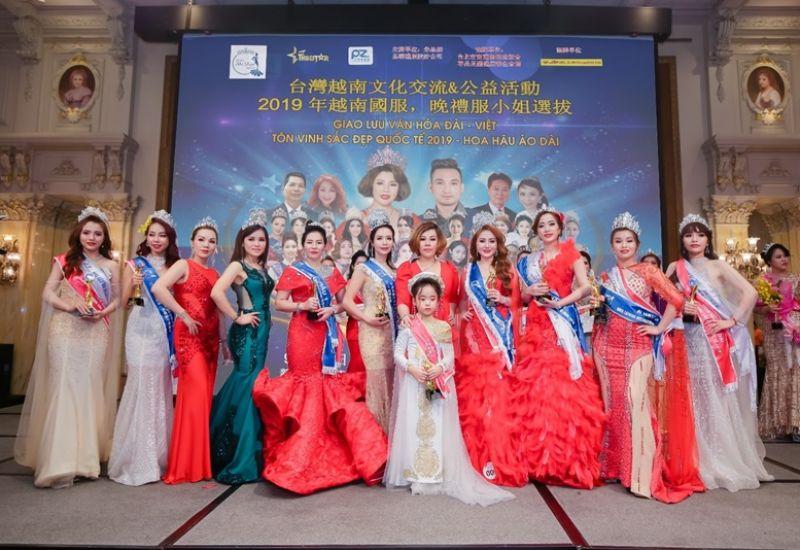 Gala Tôn vinh Sắc đẹp quốc tế 2019 - Hoa hậu Áo dài đã tìm ra ngôi vị cao nhất