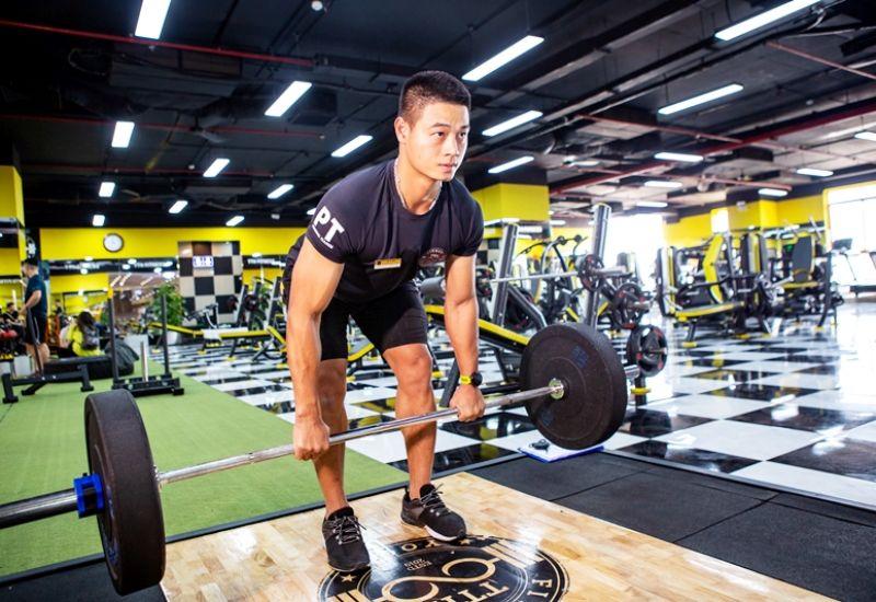 """Gymer Hồ Hoài: Khởi nghiệp từ sự tự ti và ý chí """"thép"""" bền bỉ của tinh thần thể thao"""