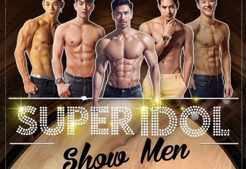 SUPER IDOL SHOW MEN