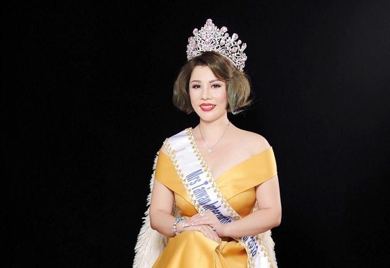Hoa hậu Quốc tế Châu Mai Thảo: Hành trình tìm kiếm Hoa hậu Doanh nhân Quốc tế Taiwan 2020