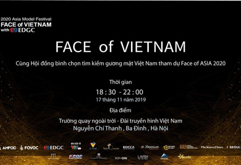 Hé lộ 31 gương mặt mẫu nhí tham gia trình diễn mở màn FACE of VIETNAM 2019