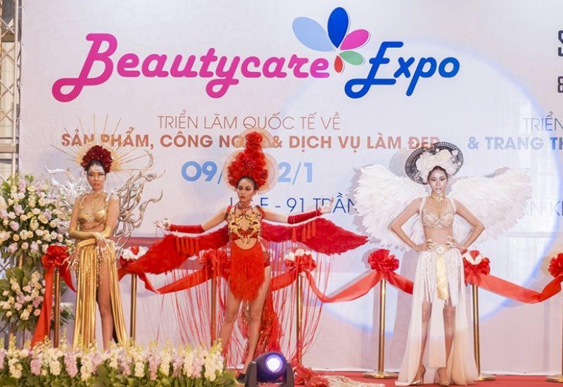 Triển lãm Quốc tế về Sản phẩm, Công nghệ và Dịch vụ làm đẹp - BeautycareExpo 2020 - nhà tài trợ đồng hành cùng sự kiện Gala Mảnh ghép sắc đẹp 3