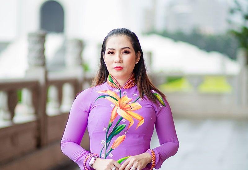 Á hậu Châu Phương Thảo: Từ cô giáo mầm non đến danh hiệu sắc đẹp quốc tế