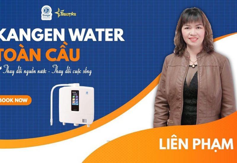 Lan tỏa giá trị của máy Kangen Water và Anespa DX cho mọi người