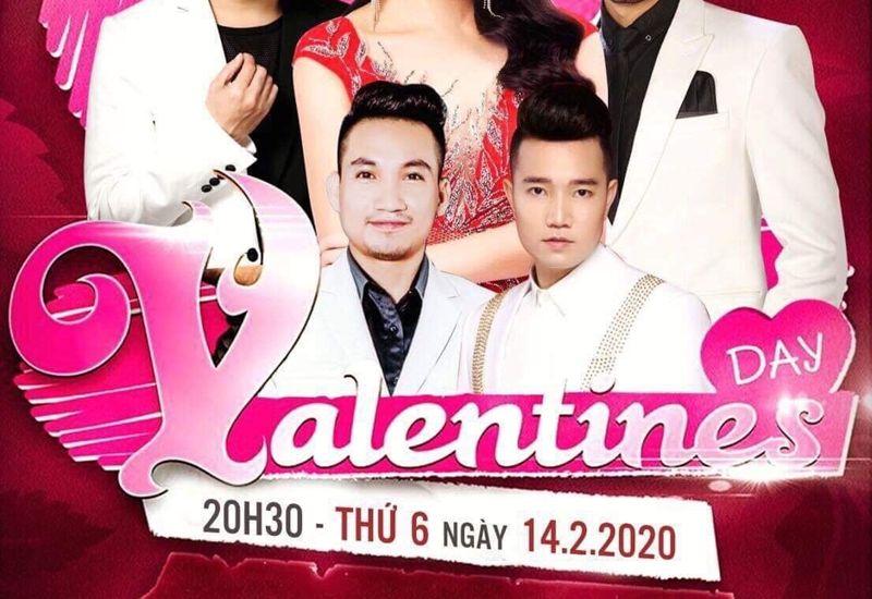 """Đêm nhạc Valentine's Day - Điểm hẹn ngọt ngào, """"sưởi ấm"""" trái tim ngày lễ tình nhân"""