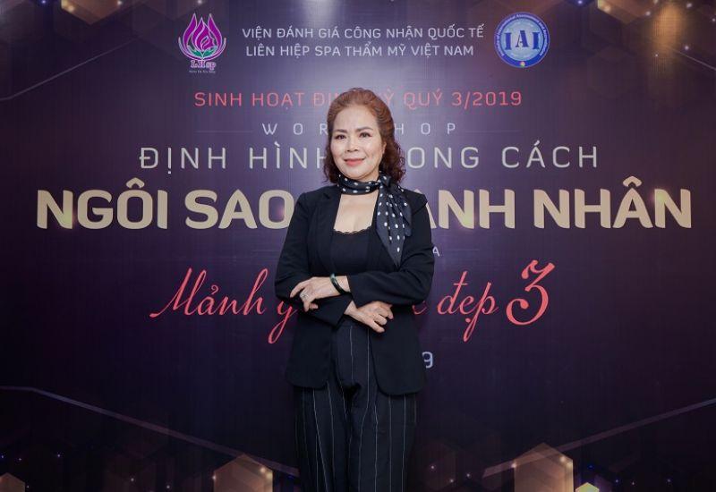 Doanh nhân Vũ Thanh Hải: Người truyền cảm hứng làm đẹp cho phụ nữ Việt