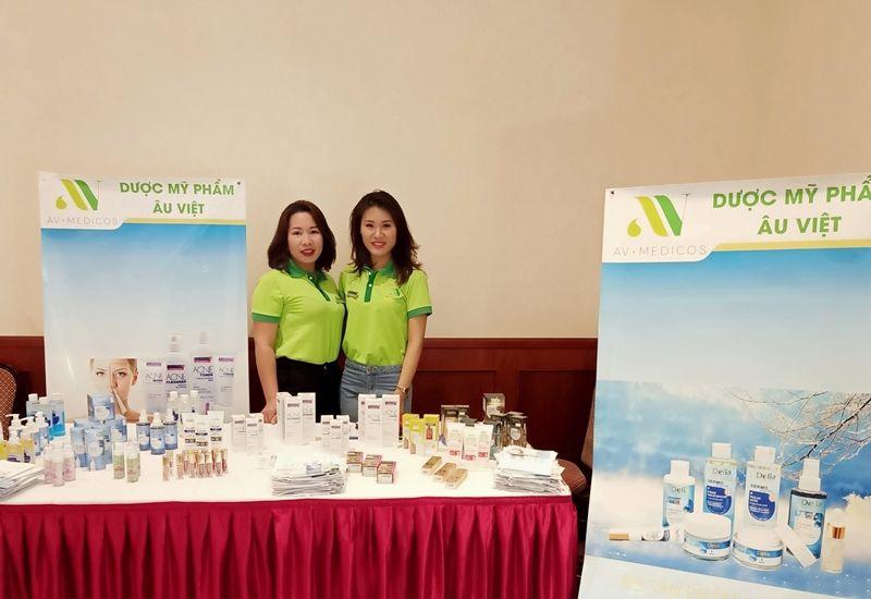 Công ty TNHH thương mại và dịch vụ Dược mỹ phẩm Âu Việt trở thành nhà tài trợ đồng hành cùng Gala Mảnh ghép sắc đẹp 3
