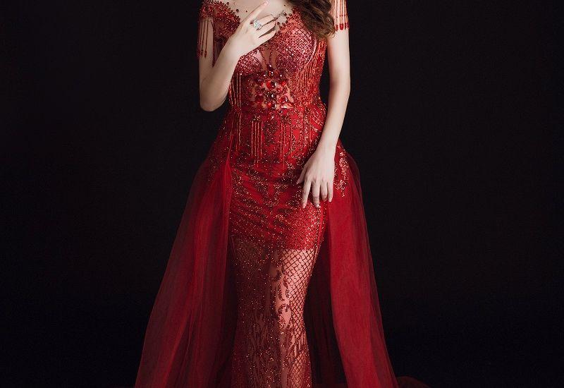 """Hoa hậu Quốc tế Taiwan Lê Hải Yến """"cầm cân nảy mực"""" cho các cuộc thi sắc đẹp, người mẫu chuyên nghiệp"""