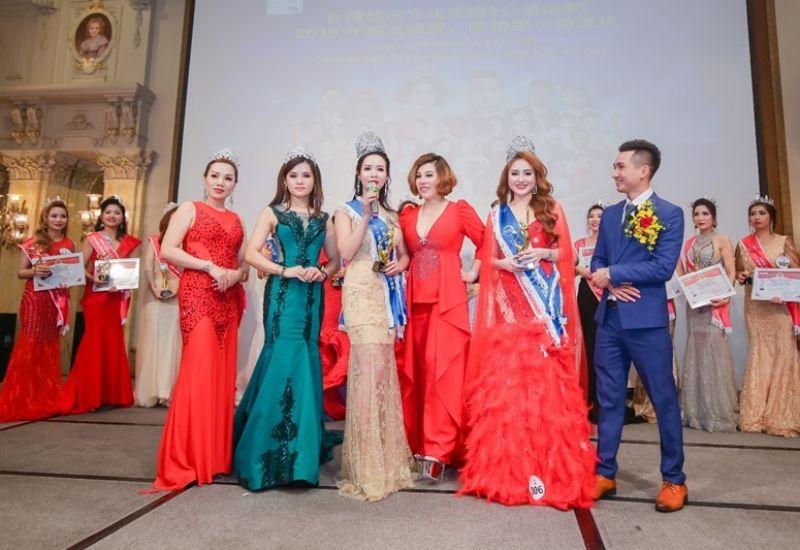 Hoa hậu quốc tế Châu Mai Thảo - Bà bầu đứng sau các chương trình hoa hậu doanh nhân