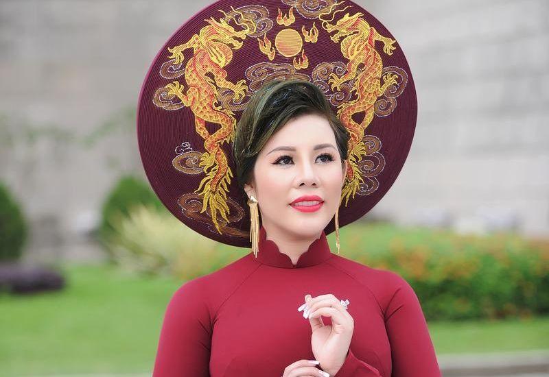 Hoa hậu quốc tế Châu Mai Thảo - nhà thiết kế đứng sau những khoảnh khắc tỏa sáng của các người đẹp Việt