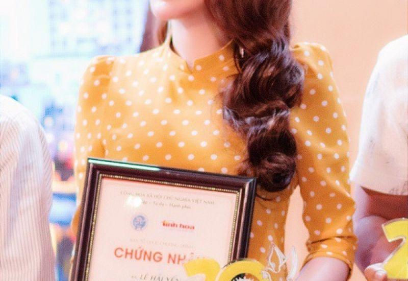 Bất ngờ với vẻ đẹp trong công việc và cuộc sống thường ngày của Hoa hậu Quốc tế Taiwan Hải Yến