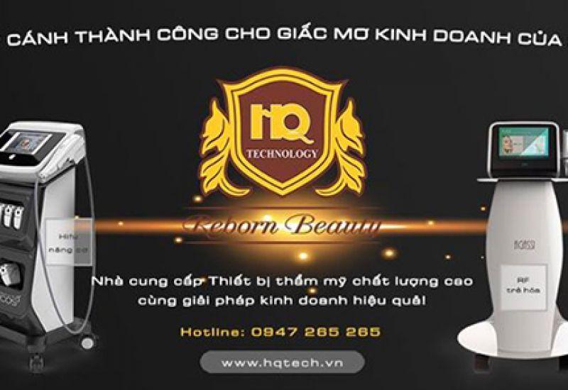 HQ Tech cung cấp các thiết bị thẩm mỹ nâng tầm vẻ đẹp Việt - Nhà tài trợ đồng sự kiện Gala mảnh ghép sắc đẹp 3