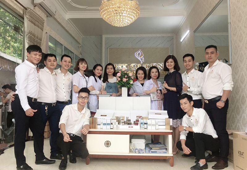 KBA Việt Nam đem đến giải pháp công nghệ mới trong ngành Dược mỹ phẩm - Nhà tài trợ đồng sự kiện Gala Mảnh ghép sắc đẹp 3