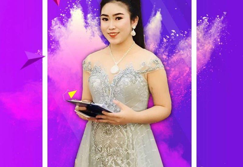 Cực phẩm siêu mẫu nhí  Hà Thành xuất hiện chương trình BacNinh's  Talent