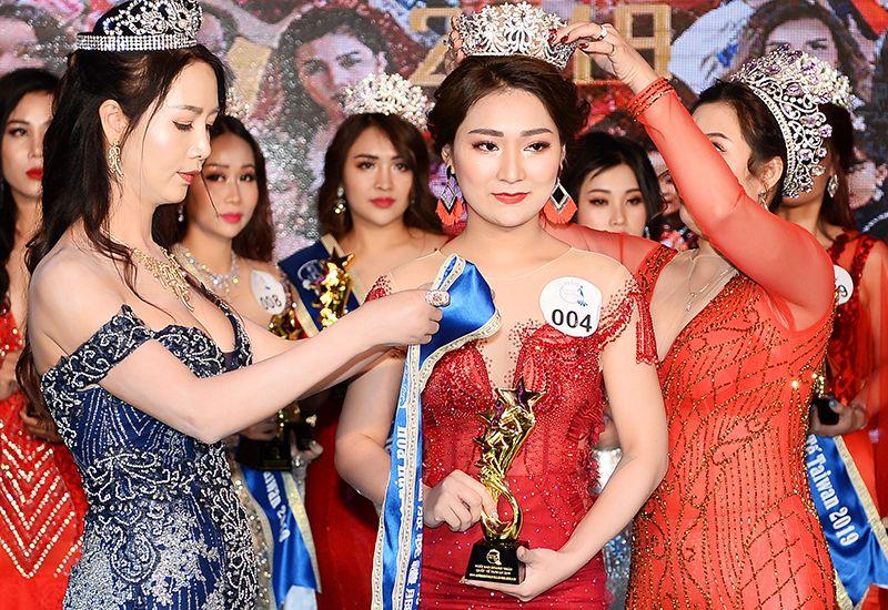 Người đẹp Nguyễn Thị Quảng sở hữu danh hiệu Hoa hậu có làn da đẹp Quốc tế Taiwan 2019
