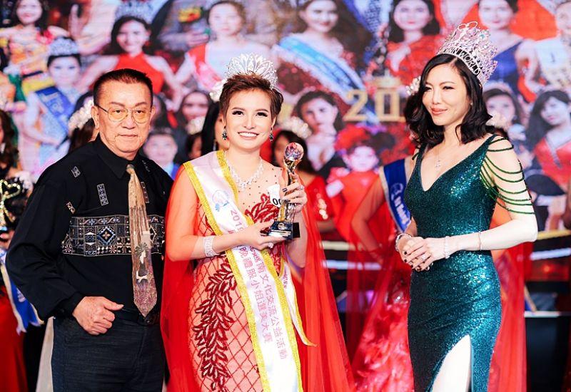 Doanh nhân 9x Nguyễn Thị Thu Thắm trở thành Á hậu 2 Quốc tế Taiwan 2019