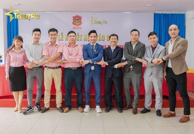 Time Star Group ký hợp tác thoả thuận phát triển dự án thương hiệu của hai tổ chức uy tín về lĩnh vực tiêu chuẩn ISO và giáo dục ngành làm đẹp