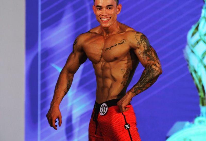 Top 3 Men Physique Mạnh Điệp nhân tố mới cho các thương hiệu Fitness Việt Nam