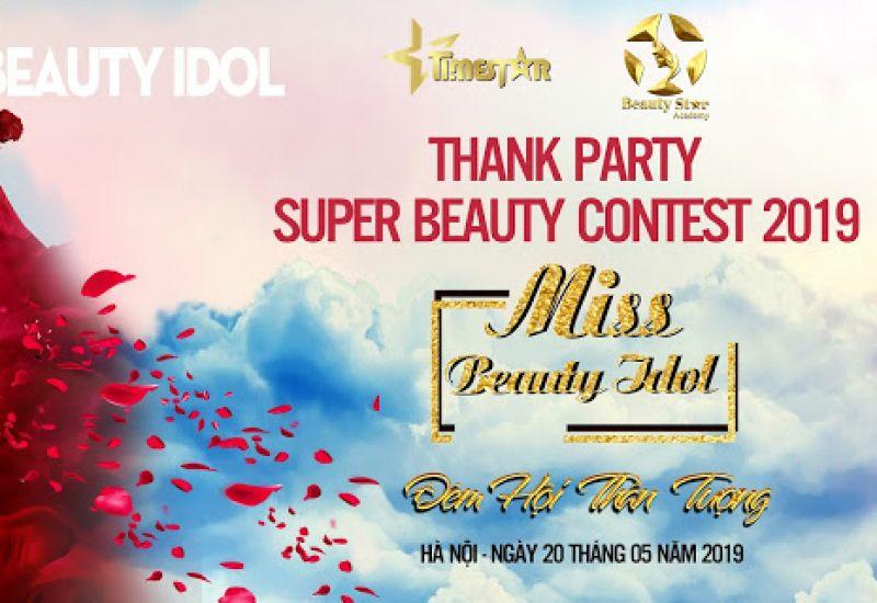 Bình Chọn Gương Mặt Xuất Sắc Nhất Trình Diễn Trong Bữa Tiệc Thanks Party Internaltional Beauty Contest Với Chủ Đề
