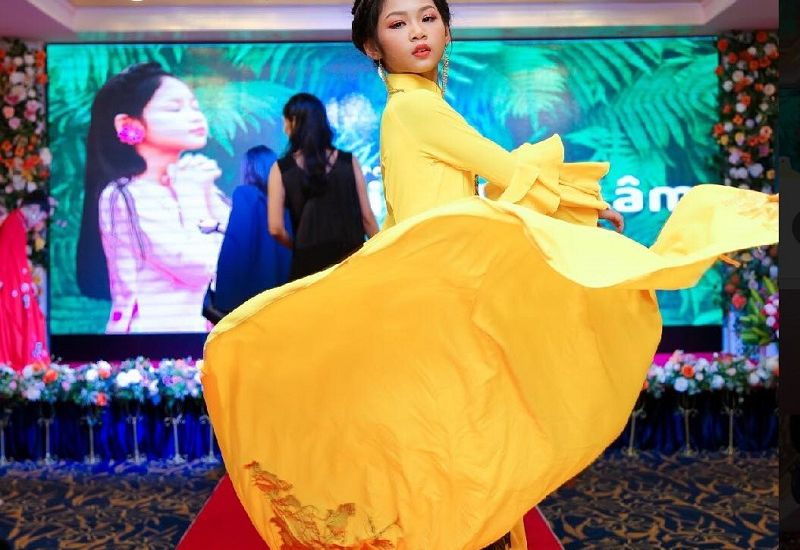 Trần Tuệ Lâm – Ngôi sao nhí tài năng đất Hà thành