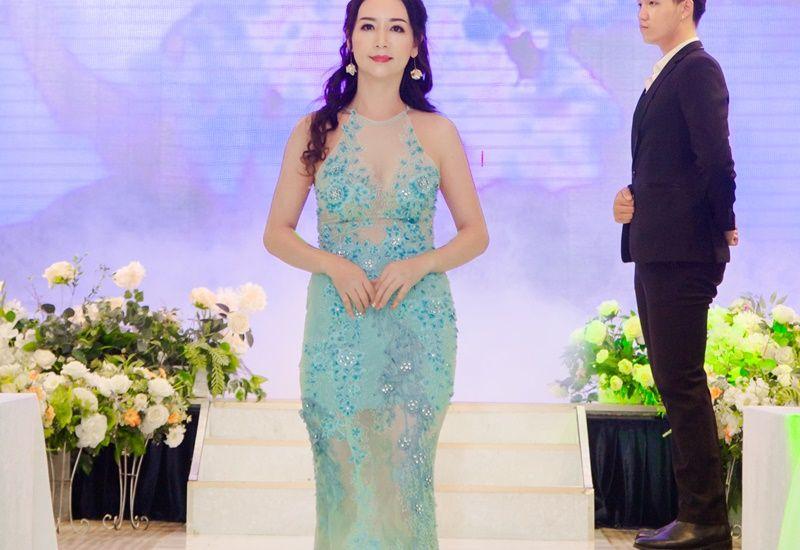 Hoa hậu Quý bà Quốc tế Taiwan 2019 Võ Thị Yến: Tỏa sáng sắc đẹp, tài năng và lòng nhân ái