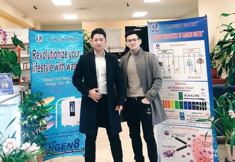 Vũ Minh Hoàng và bước ngoặt trong sự nghiệp phát triển kinh doanh toàn cầu