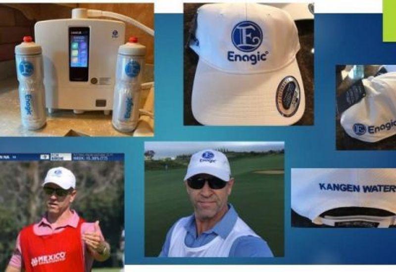 Nhận diện Thương hiệu Kangen Water của tập đoàn Enagic
