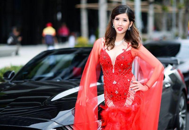 Hoa hậu doanh nhân quốc tế Taiwan Hàn Thanh Tâm đồng hành cùng Kangen Water lan tỏa những giá trị tốt đẹp vì sức khỏe cộng đồng