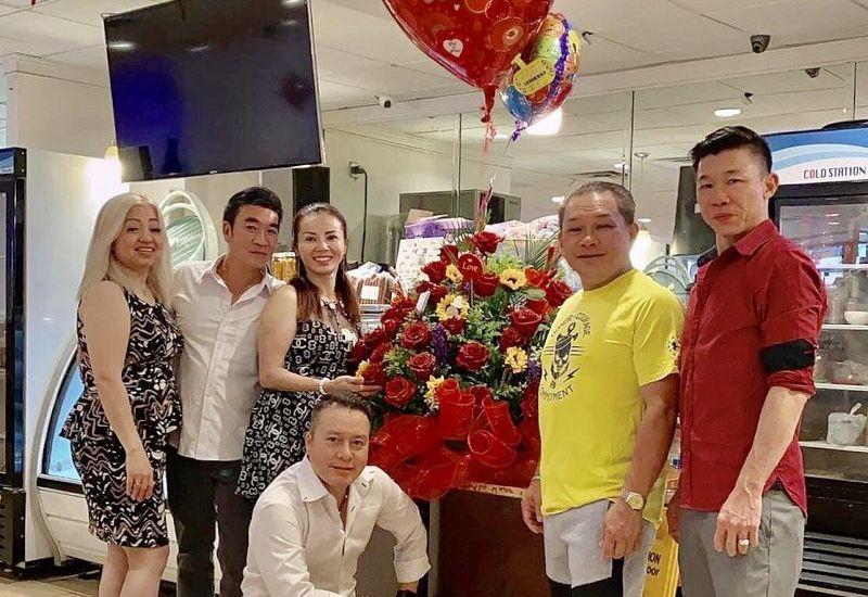 Sinh nhật đặc biệt của hoa hậu Ninh Nguyễn