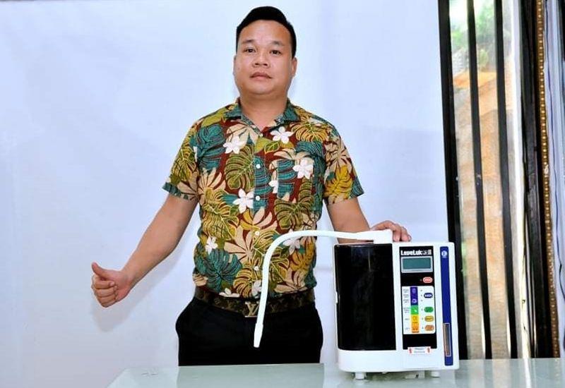 Nguyễn Chí Kiên, người thủ lĩnh tài năng của Kangen Water 102 Sài Gòn
