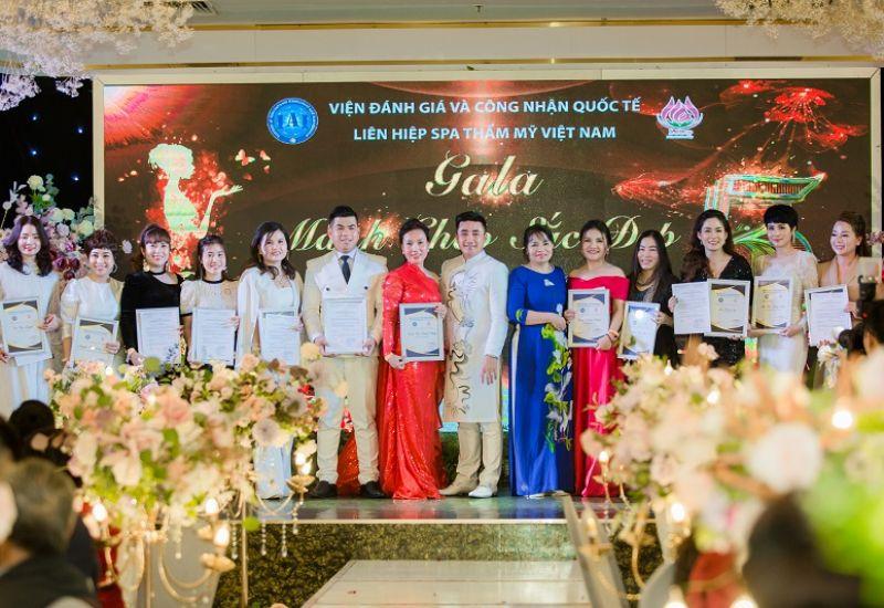 Gala Mảnh ghép sắc đẹp 5 thành công rực rỡ với những cung bậc đầy cảm xúc