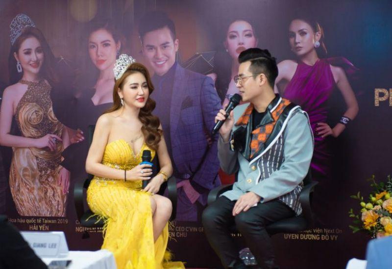 Hoa hậu Hải Yến: Thành công là không ngừng học tập và hoàn thiện bản thân