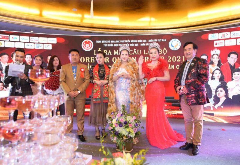 Ra mắt Câu Lạc Bộ Forever Queen Group 2021