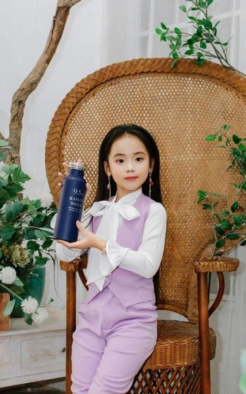 Hoa hậu nhí Quốc tế Taiwan Thảo Chi- Hành trình Đại sứ máy điện giải sức khỏe Kangen Water