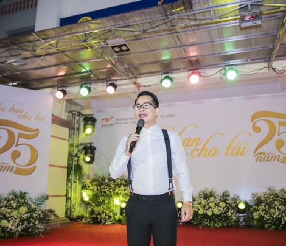 MC Phạm Hồng Phong - Người thổi hồn cho các hội khóa