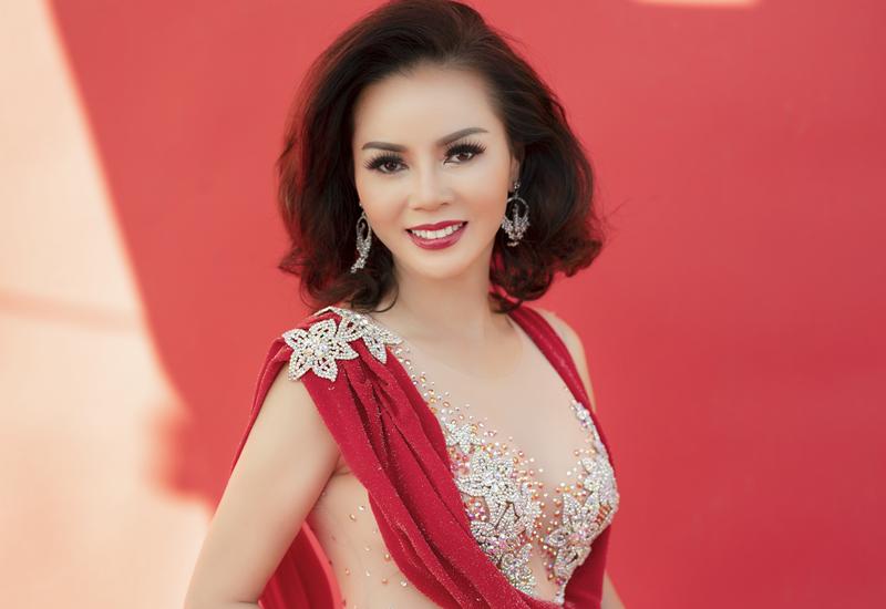 Hoa hậu doanh nhân quốc tế Ninh Nguyễn - Người phụ nữ truyền cảm hứng kinh doanh và lối sống khỏe mạnh