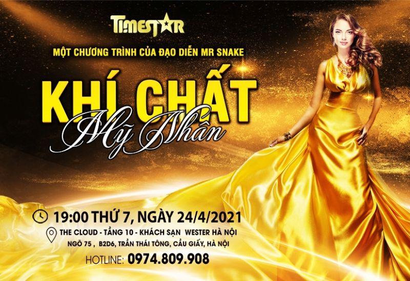 Khí chất mỹ nhân - Dấu ấn sắc đẹp của mỹ nhân Việt