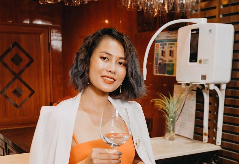 Kinh doanh Kangen water dễ hay khó? Giải pháp sức khỏe và tài chính mùa dịch cùng giám đốc nghiệp vụ Ruby Ngọc
