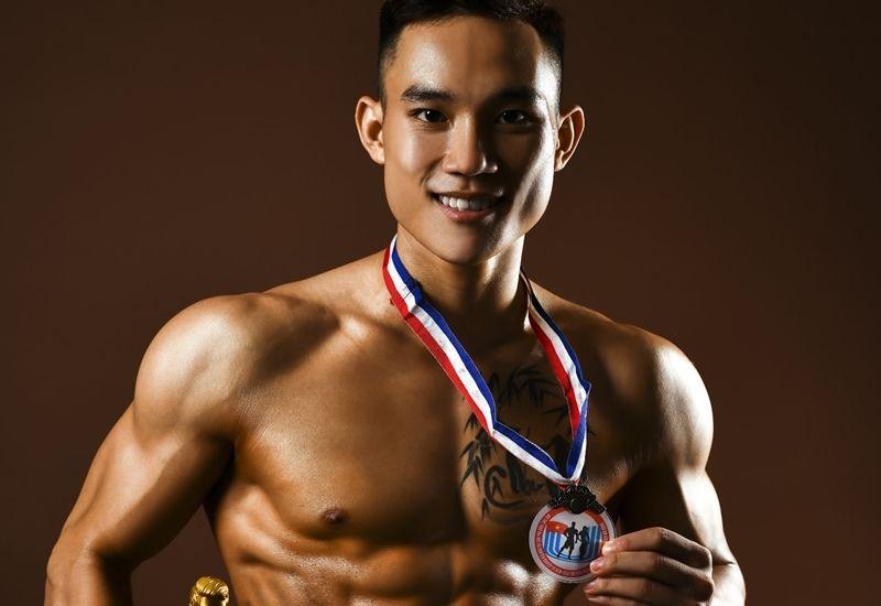 Gymer Huy Nguyễn: 'Lột xác' ngoạn mục, biến đam mê gym trở thành ý tưởng truyền lửa tập luyện thể thao