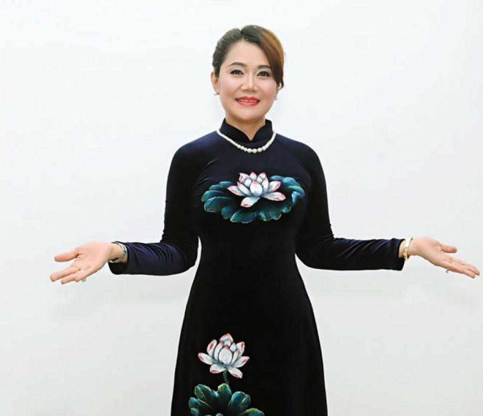 'Bông hồng quyền lực' - Chủ tịch Liên hiệp Spa Thẩm mỹ Việt Nam Đỗ Thị Diệu Hoa